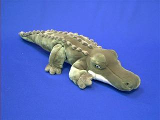 alligator stuffed animal