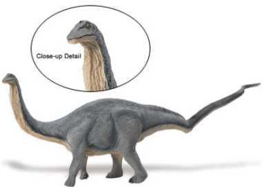 Dinosaur Toy Apatosaurus Ii At Animal World 174