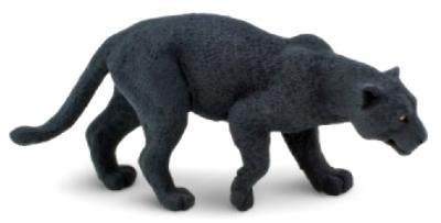 Black Panther Toy Miniature Replica Black Jaguar
