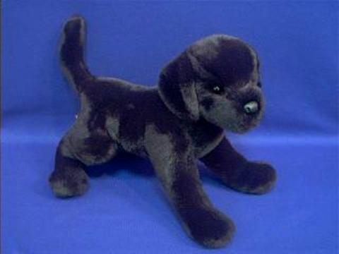 Black Lab Stuffed Animal Plush Chester At Animal World