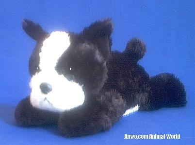Boston Terrier Plush Stuffed Animal Toy Porscha At Anwo Com Animal