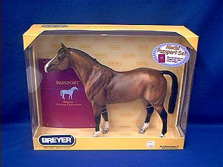 Breyer Horse Passport Traditional Figurine 1299 At Animal