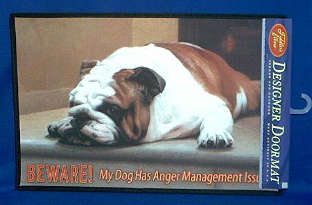 Bulldog Doormat Welcome Mat At Anwo Com Animal World 174