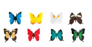 butterfly toy tube butterflies