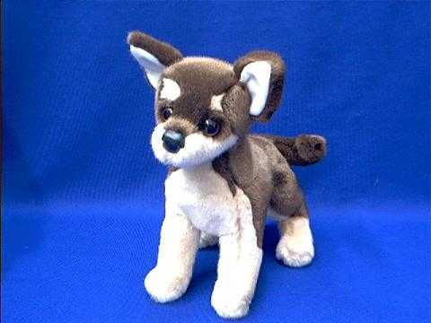 Chihuahua Stuffed Animal Plush Paco Tan And Brownat Anwo Com Animal