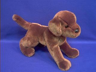 Chocolate Lab Stuffed Animal Plush Cocoa At Animal World