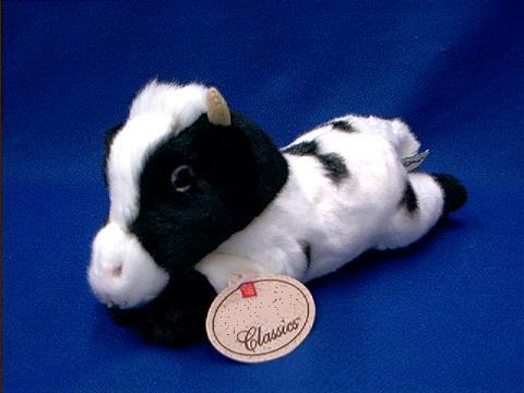 Cow Stuffed Animal Plush Holstein Small At Animal World