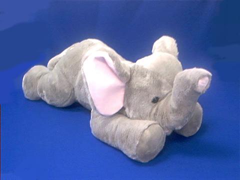 Elephant Plush Stuffed Animal Large Quot Super Ellie Quot At