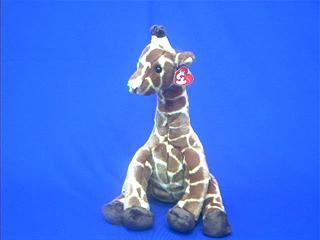Giraffe Plush Stuffed Animal Hightops Ty At Animal World