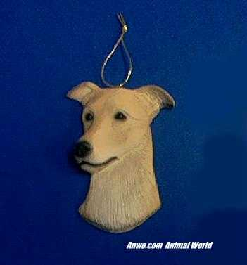- Greyhound Christmas Ornament At Animal World®