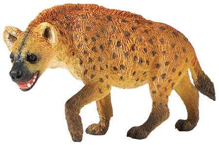 Hyena Toy Replica At Animal World 174