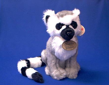 Lemur Plush Stuffed Animal Classic At Animal World 174