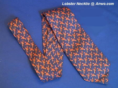 Lobster Necktie At Anwo Com Animal World