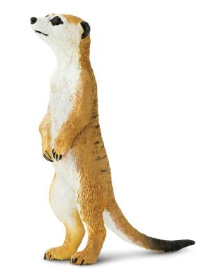 Meerkat Standing Toy Miniature Replica At Anwo Com Animal
