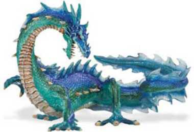 Mythical Sea Dragon Toy Miniature at Animal World®.