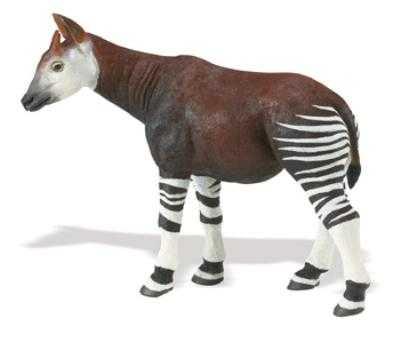 Okapi Toy Plastic Miniature Large at Anwo.com Animal World