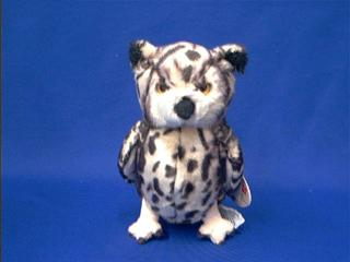 Spotted Owl Stuffed Animal Plush Small At Animal World