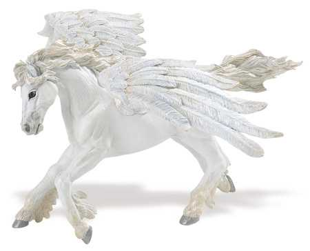 Pegasus Toy Figurine At Animal World 174