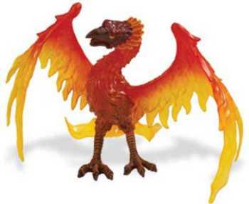 Phoenix Toy Figurine At Animal World 174