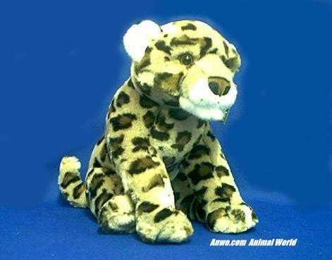 Jaguar Plush Stuffed Animal Animal World Car And Autos