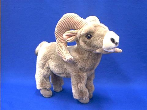 Ram Big Horn >> Big Horn Sheep Stuffed Animal Plush Dall Ram Anwo Animal World®
