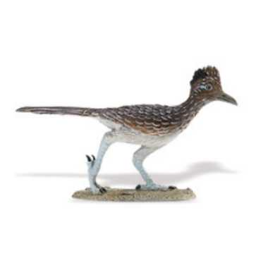 Roadrunner Toy Miniature At Anwo Animal World 174