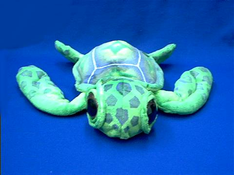 Sea Turtle Stuffed Animal Plush Big Eyes At Animal World