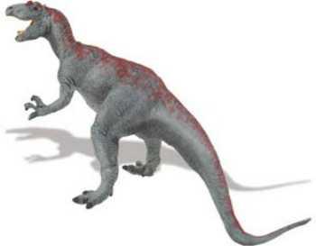 Allosaurus toy dinosaur