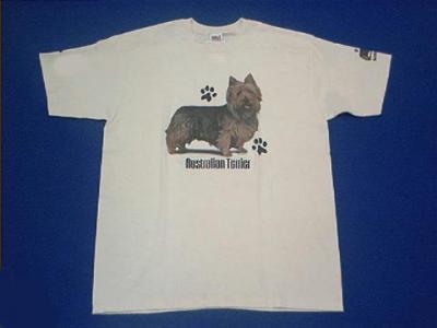 australian terrier t shirt