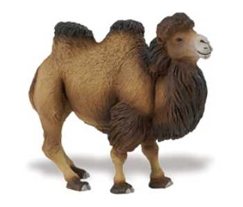bactrian camel toy miniature 290929