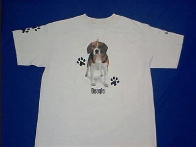 beagle t shirt