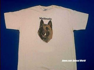 belgian malinois t shirt face