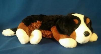 bernese mountain dog plush stuffed toy animal sherlock