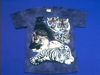 big cats shirt