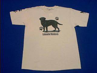 black lab t shirt labrador