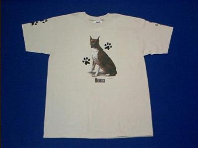 boxer t shirt