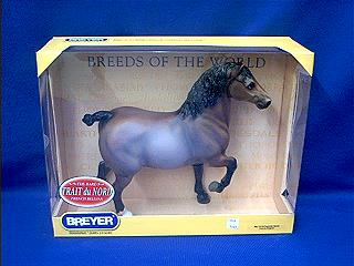 breyer horse trait du nord
