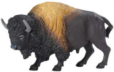 buffalo toy bison