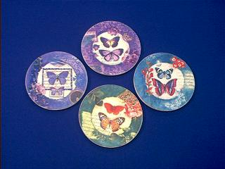 butterfly coasters coasterstone