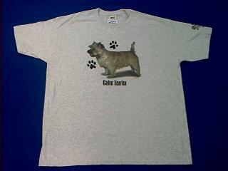 cairn terrier t shirt