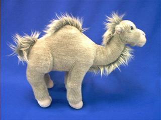 camel stuffed plush animal