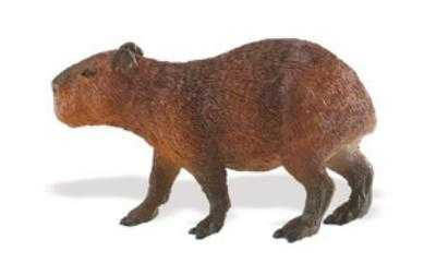 capybara toy miniature replica
