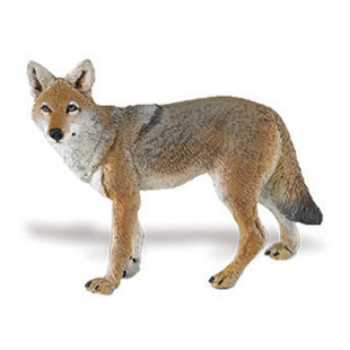 coyote toy miniature 227229