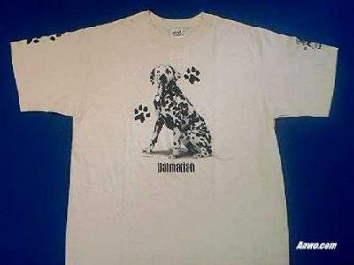 dalmatian t shirt usa