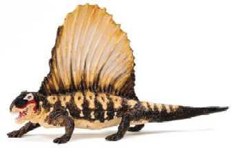 dimetrodon toy replica