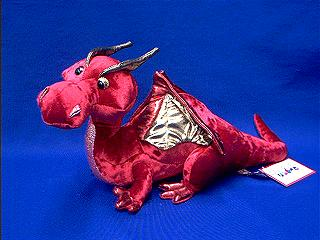 dragon plush stuffed animal