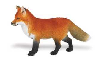 fox toy animal miniature
