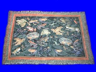 frog blanket