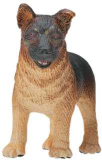 german shepherd toy puppy