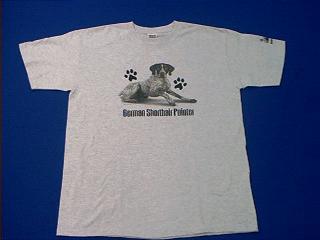 german shorthair t shirt
